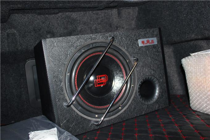 清远汽车音响改装 博瑞音响改装德国彩虹喇叭 案例分享 佛山车音匠