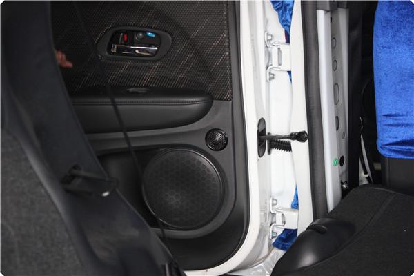 本田xrv汽车音响改装2380元套餐 海利斯hl-c6.